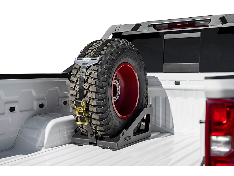 Addictive Desert Designs Universal Bed Tire Carrier (Universal Fitment)