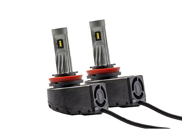 Diode Dynamics Cool White Fog Light LED Bulbs; H11 SL1 (05-14 V6; 10-14 GT/CS)