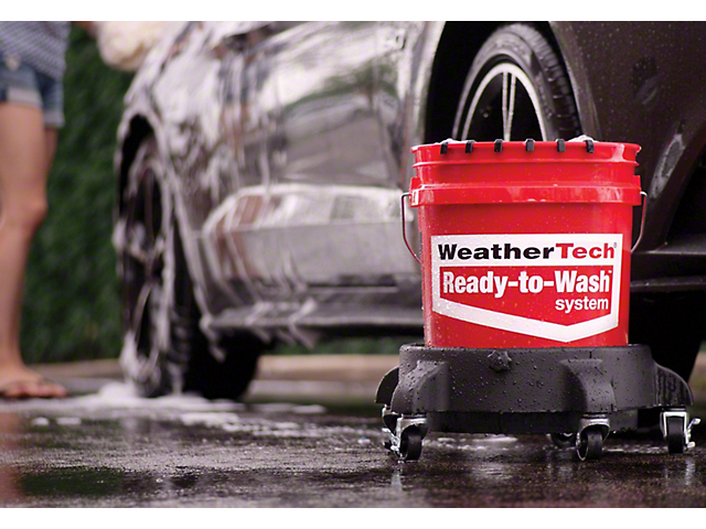 Weathertech Ready-to-Wash Bucket System
