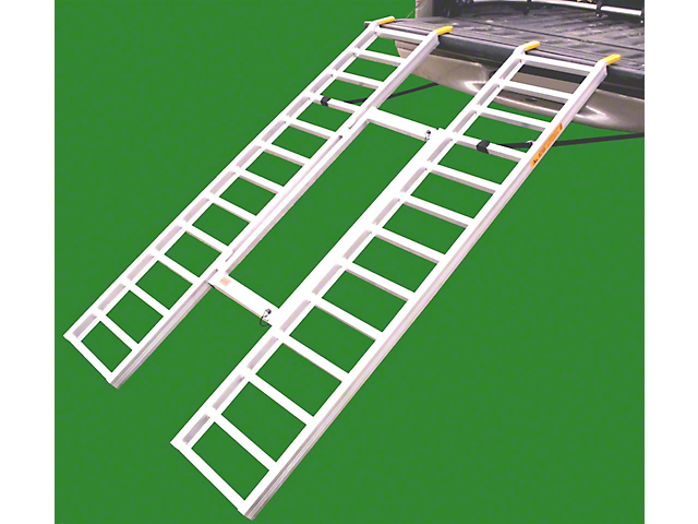LoadLite Tri-Fold Adjustable Loading Ramps (Universal Fitment)