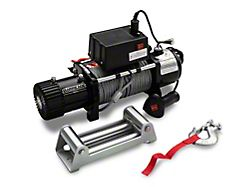 Barricade 10,000 lb. Winch (Universal; Some Adaptation May Be Required)