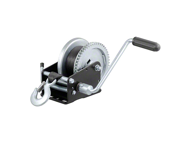 1,900 lb. Hand Winch with 20-Foot Strap