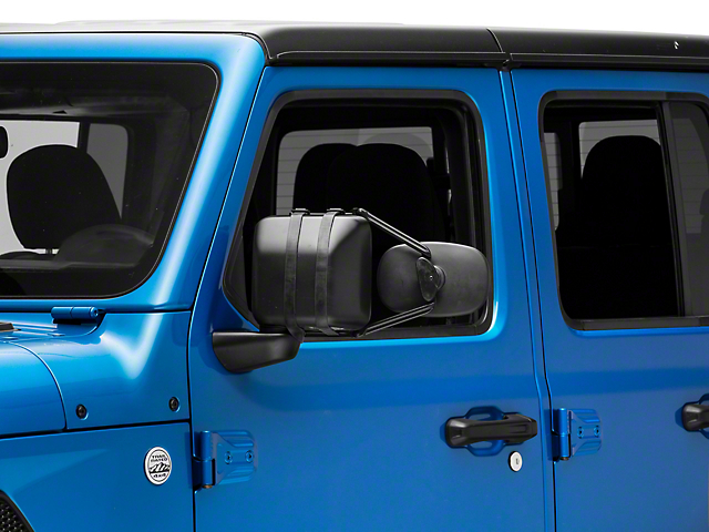 Extended View Towing Mirror (Universal Fitment)