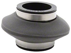 AEM Air Intake Bypass Valve; 2.50-Inch Diameter (Universal; Some Adaptation May Be Required)