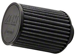 AEM Brute Force DryFlow Air Filter; 2.75-Inch Inlet / 7-Inch Length (Universal; Some Adaptation May Be Required)