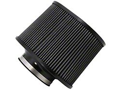 AEM Brute Force DryFlow Air Filter; 4.50-Inch Inlet / 7-Inch Length (Universal; Some Adaptation May Be Required)