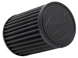 AEM Brute Force DryFlow Air Filter; 4-Inch Inlet / 7-Inch Length (Universal; Some Adaptation May Be Required)