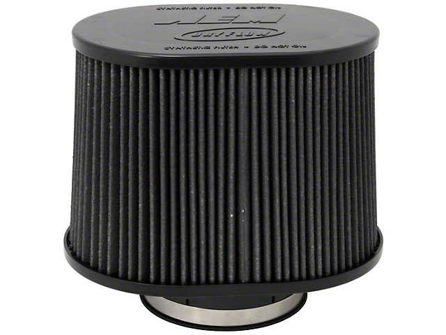 AEM Brute Force DryFlow Air Filter; 5-Inch Inlet / 8-Inch Length