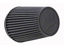 AEM Brute Force DryFlow Air Filter; 6-Inch Inlet / 8.125-Inch Length (Universal; Some Adaptation May Be Required)