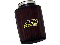 AEM DryFlow Air Filter Wrap; 6-Inch x 5.125-Inch x 7.125-Inch
