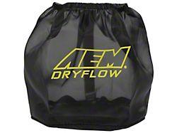 AEM DryFlow Air Filter Wrap; 6-Inch x 5.25-Inch x 5-Inch