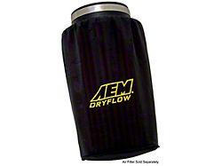 AEM DryFlow Air Filter Wrap; 6-Inch x 5.25-Inch x 9-Inch