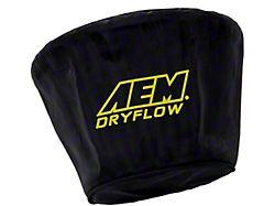 AEM DryFlow Air Filter Wrap; 7.50-Inch x 5-Inch x 5-Inch