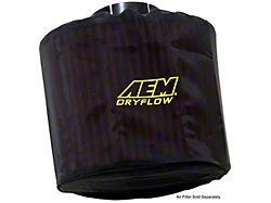 AEM DryFlow Air Filter Wrap; 9-Inch x 10.50-Inch x 9-Inch