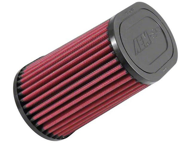 AEM DryFlow Air Filter; 2.75-Inch Inlet / 7-Inch Length