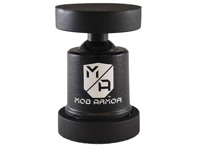 MobNetic Pro 90 Phone Mount; Black