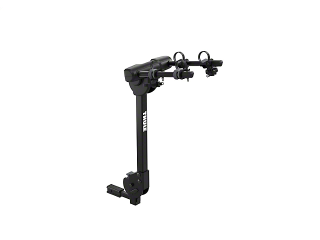 Thule 1.25 to 2-Inch Reciever Hitch Camber 2 Bike Rack; Carries 2 Bikes (Universal Fitment)