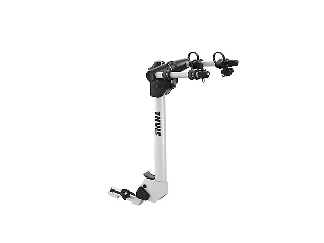 Thule 1.25 to 2-Inch Reciever Hitch Helium Pro 2 Bike Rack; Carries 2 Bikes (Universal Fitment)