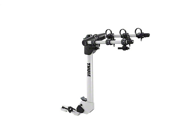 Thule 1.25 to 2-Inch Reciever Hitch Helium Pro 3 Bike Rack; Carries 3 Bikes (Universal Fitment)