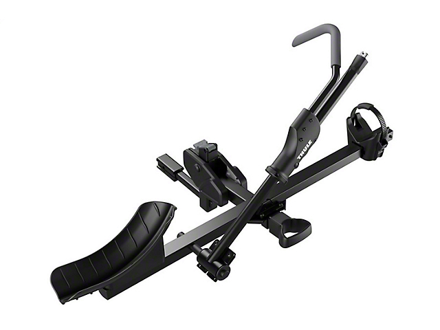 Thule 1.25 to 2-Inch Reciever Hitch T1 Bike Rack; Carries 1 Bike (Universal Fitment)