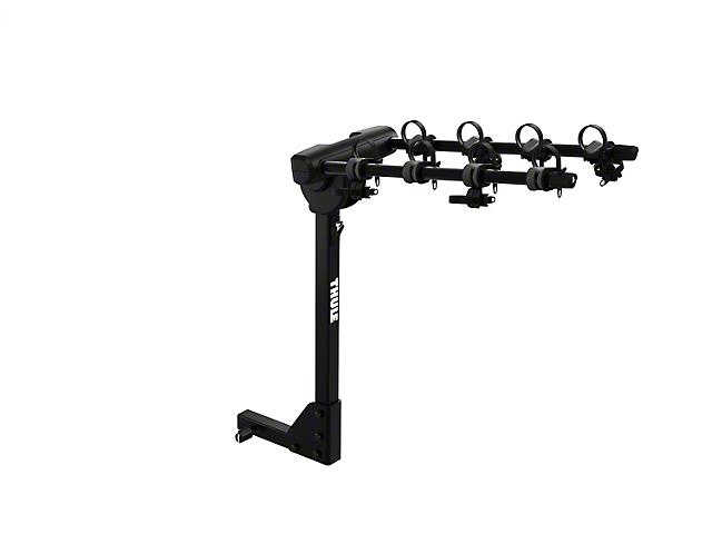 Thule 2-Inch Receiver Hitch Range Bike Rack; Carries 4 Bikes (Universal Fitment)