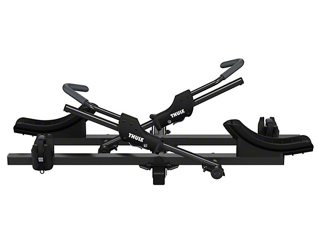 Thule 2-Inch Receiver Hitch T2 Classic Bike Rack; Carries 2 Bikes (Universal Fitment)