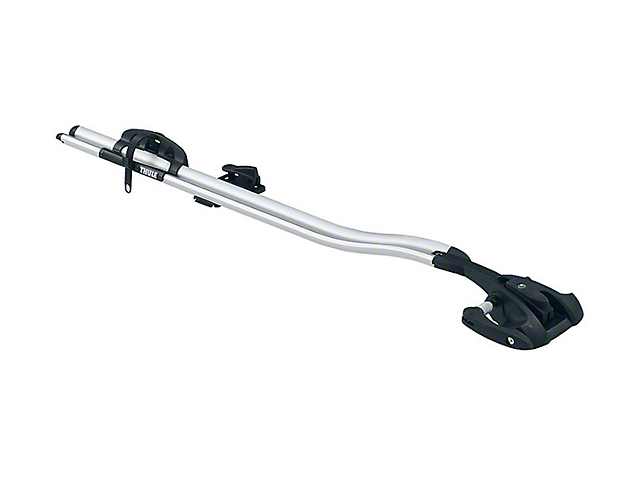 Thule OutRide Roof Mount Bike Rack; Carries 1 Bike (Universal Fitment)