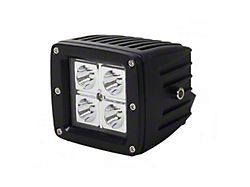 3-Inch Square LED Cube Light; Spot Beam (Universal; Some Adaptation May Be Required)