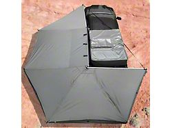 Overland Vehicle Systems Nomadic Awning 270 Side Wall 1, 2 and 3; Driver Side