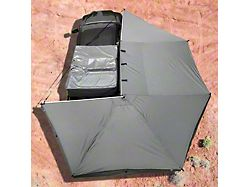 Overland Vehicle Systems Nomadic Awning 270 Side Wall 1, 2 and 3; Passenger Side
