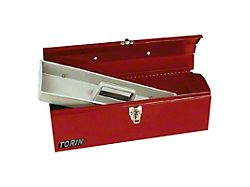 Big Red Tool Box; 19-Inch