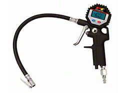 Digital Tire Inflator; 0 to 150 PSI