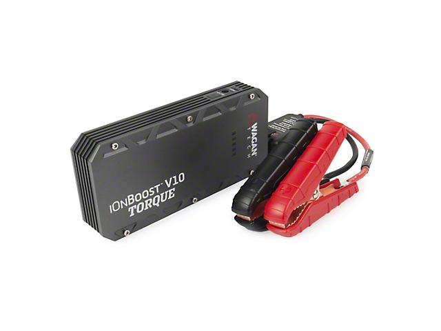 iOnBoost V10 Torque Battery Jump Starter