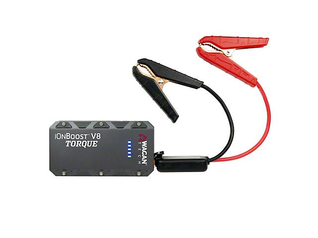 iOnBoost V8 Torque Battery Jump Starter