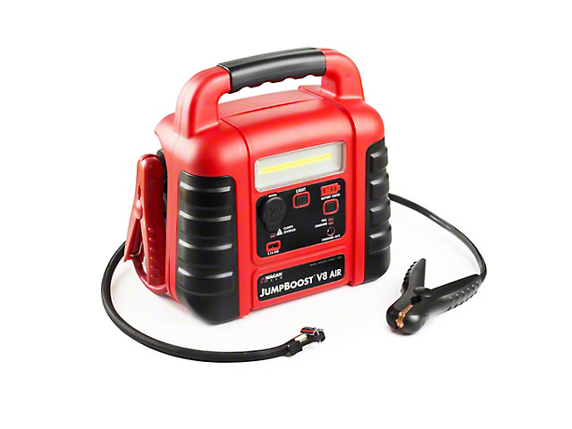 JumpBoost V8 Air Battery Jump Starter
