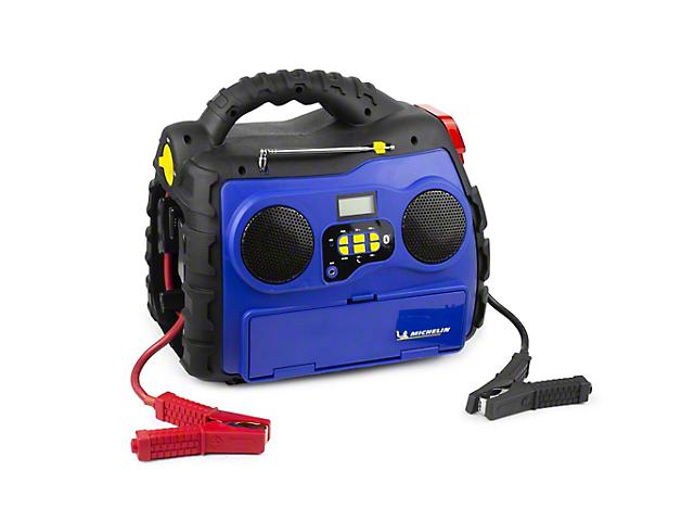 Michelin Multi-Function Portable Power Source XR1 Battery Jump Starter