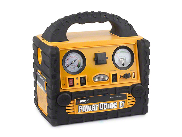Power Dome LT AMP Jump Starter