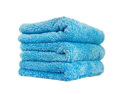 Chemical Guys Shaggy Fur-Ball Towels; 16-Inch x 16-Inch