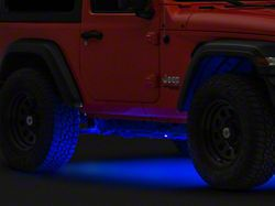 Oracle Bluetooth ColorSHIFT Underbody Rock Light Kit; 8-Piece Kit (Universal; Some Adaptation May Be Required)