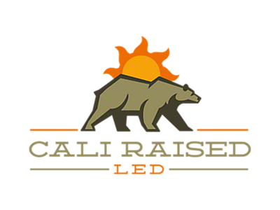 Cali-Raised LED Parts