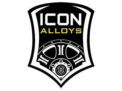 ICON Alloys Parts