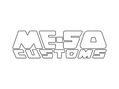 Meso Customs Parts