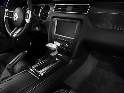 interior trim carbon fiber
