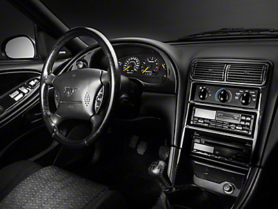 1999 2004 Mustang Interior Styling Americanmuscle Com