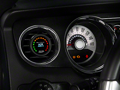 Simco Classic Series Mustang Gauge Cluster Chrome 2024