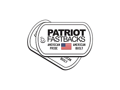 Patriot Fastbacks Parts