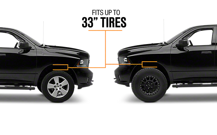 Dodge Ram 1500 Lift Kits Americantrucks