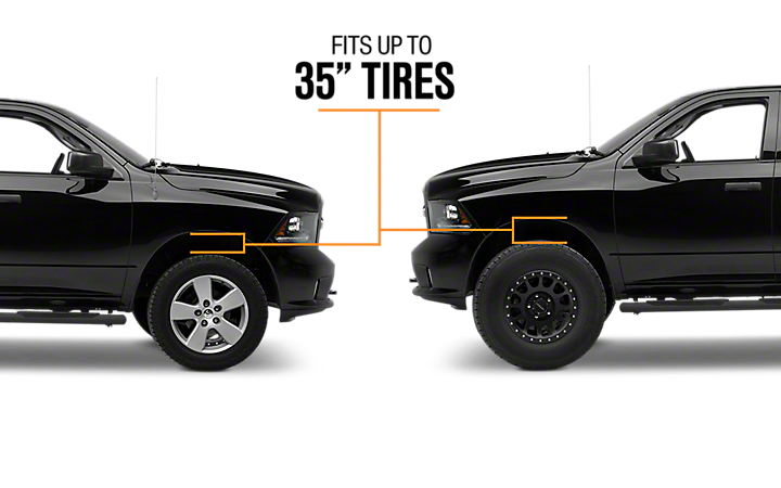 Dodge Lift Kits >> Dodge Ram 1500 Lift Kits Americantrucks