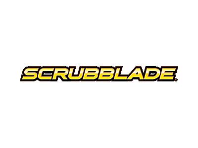Scrubblade Wiper Blades