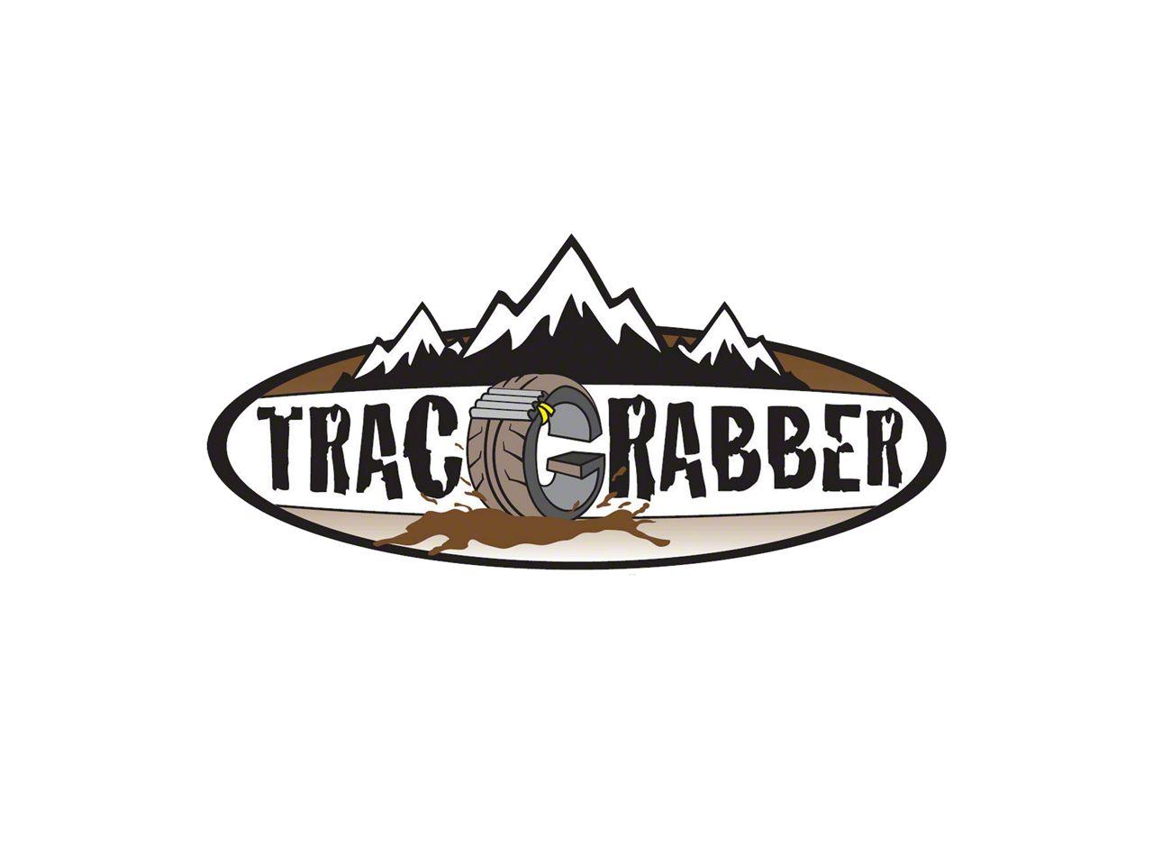 ec84db3cd79 Trac-Grabber Jeep Wrangler Oversized Tire Traction Mounts - Pair TG ...